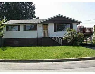 Main Photo: 725 COLINET ST in Coquitlam: Central Coquitlam House for sale : MLS®# V524181