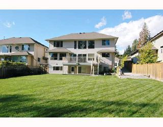 "Photo 10: 22750 HOLYROOD Avenue in Maple_Ridge: East Central House for sale in ""GREYSTONE"" (Maple Ridge)  : MLS®# V672223"