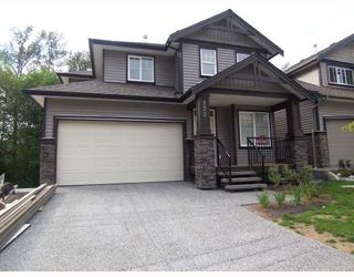 "Main Photo: 122 23925 116TH Avenue in Maple_Ridge: Cottonwood MR House for sale in ""CHERRY HILLS"" (Maple Ridge)  : MLS®# V700832"
