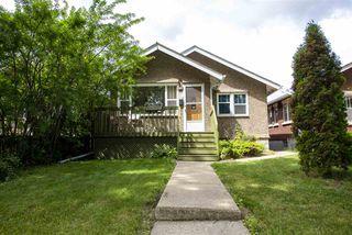 Photo 1: 11128 97 Street in Edmonton: Zone 08 House for sale : MLS®# E4174811