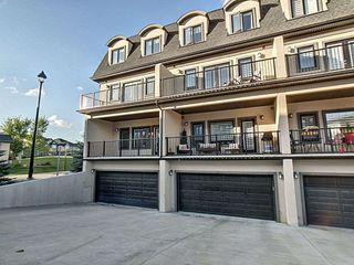 Photo 3: 19 5873 Mullen Place in Edmonton: Zone 14 Townhouse for sale : MLS®# E4176166