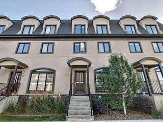 Photo 1: 19 5873 Mullen Place in Edmonton: Zone 14 Townhouse for sale : MLS®# E4176166