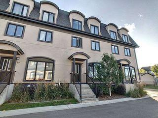 Photo 2: 19 5873 Mullen Place in Edmonton: Zone 14 Townhouse for sale : MLS®# E4176166