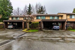 Main Photo: 228 9460 PRINCE CHARLES Boulevard in Surrey: Queen Mary Park Surrey Townhouse for sale : MLS®# R2442199