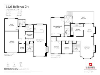 Photo 22: 3223 BALLENAS Court in Coquitlam: New Horizons House for sale : MLS®# R2460250