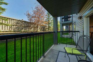 Photo 24: 112 646 MCALLISTER Loop in Edmonton: Zone 55 Condo for sale : MLS®# E4205245