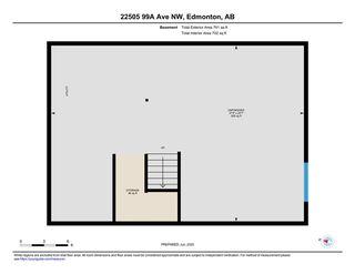 Photo 33: 22505 99A Avenue in Edmonton: Zone 58 House for sale : MLS®# E4198623