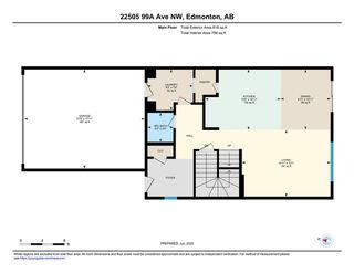 Photo 31: 22505 99A Avenue in Edmonton: Zone 58 House for sale : MLS®# E4198623