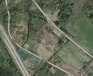 Main Photo: lot 14-1 Old Halifax Road in Salem: 101-Amherst,Brookdale,Warren Vacant Land for sale (Northern Region)  : MLS®# 202024713