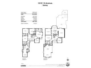 Photo 28: 13131 15 Avenue in Surrey: Crescent Bch Ocean Pk. House for sale (South Surrey White Rock)  : MLS®# R2524999