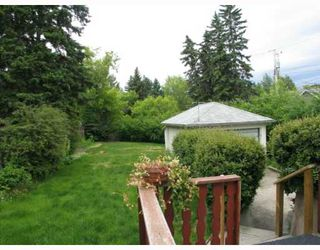 Photo 5: 1017 Dorchester Avenue SW in CALGARY: Mount Royal Residential Detached Single Family for sale (Calgary)  : MLS®# C3256523