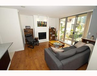 "Photo 2: # 408 1225 RICHARDS ST in Vancouver: Downtown VW Condo for sale in ""THE EDEN"" (Vancouver West)  : MLS®# V778716"