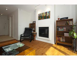 "Photo 7: # 408 1225 RICHARDS ST in Vancouver: Downtown VW Condo for sale in ""THE EDEN"" (Vancouver West)  : MLS®# V778716"