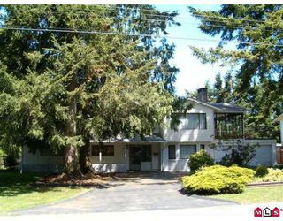 """Photo 1: 20691 45A Avenue in Langley: Langley City House for sale in """"Mossey Estates"""" : MLS®# F2714330"""