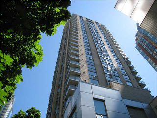 Photo 1: # 303 928 RICHARDS ST in Vancouver: Downtown VW Condo for sale (Vancouver West)  : MLS®# V857331