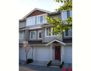 Photo 1: #84 14877 58TH  Av in Surrey: Townhouse for sale : MLS®# F2711601