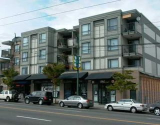 "Photo 1: 204 2741 E HASTINGS Street in Vancouver: Hastings East Condo for sale in ""THE RIVIERA"" (Vancouver East)  : MLS®# V683987"