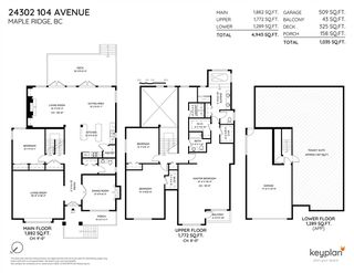 Photo 40: 24302 104 Avenue in Maple Ridge: Albion House for sale : MLS®# R2460578