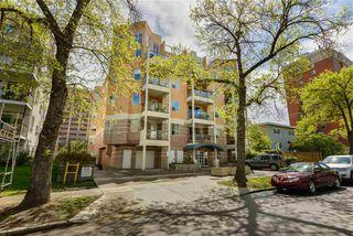 Photo 1: 302 10011 110 Street in Edmonton: Zone 12 Condo for sale : MLS®# E4202661