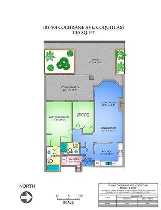 "Photo 29: 103 501 COCHRANE Avenue in Coquitlam: Coquitlam West Condo for sale in ""GARDEN TERRACE"" : MLS®# R2527139"