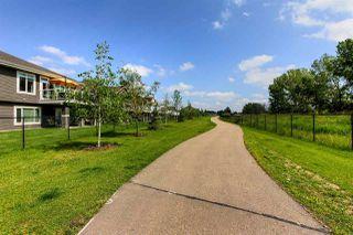Photo 29: 24 50 Legacy Terrace: St. Albert House Half Duplex for sale : MLS®# E4224681