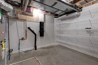 Photo 23: 24 50 Legacy Terrace: St. Albert House Half Duplex for sale : MLS®# E4224681