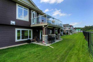 Photo 26: 24 50 Legacy Terrace: St. Albert House Half Duplex for sale : MLS®# E4224681