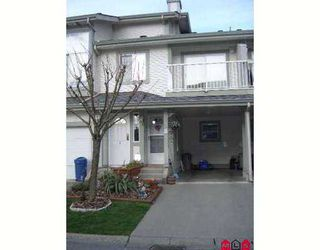 "Photo 1: 8892 208TH Street in Langley: Walnut Grove Townhouse for sale in ""HUNTERS RUN"" : MLS®# F2705716"