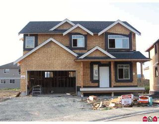 """Photo 1: 34831 1ST Avenue in Abbotsford: Poplar House for sale in """"HUNTINGDON"""" : MLS®# F2706803"""