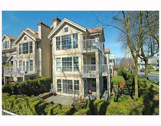 """Photo 1: 307 611 W 13TH Avenue in Vancouver: Fairview VW Condo for sale in """"TIFFANY COURT"""" (Vancouver West)  : MLS®# V651236"""