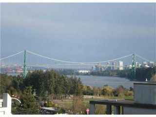 "Photo 1: # 1002 1341 CLYDE AV in West Vancouver: Ambleside Condo for sale in ""CLYDE GARDENS"" : MLS®# V898091"