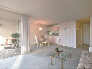 """Photo 3: # 1004 2135 ARGYLE AV in West Vancouver: Dundarave Condo for sale in """"THE CRESCENT"""" : MLS®# V920793"""