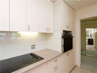 """Photo 7: # 1004 2135 ARGYLE AV in West Vancouver: Dundarave Condo for sale in """"THE CRESCENT"""" : MLS®# V920793"""