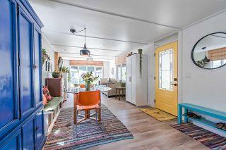 "Photo 3: 71 7850 KING GEORGE Boulevard in Surrey: Bear Creek Green Timbers Manufactured Home for sale in ""BEAR CREEK GLEN"" : MLS®# R2405203"