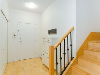 """Photo 12: 107 2688 VINE Street in Vancouver: Kitsilano Townhouse for sale in """"THE TREO"""" (Vancouver West)  : MLS®# R2406674"""