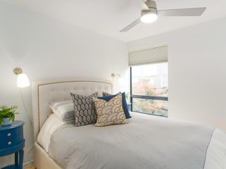 """Photo 14: 107 2688 VINE Street in Vancouver: Kitsilano Townhouse for sale in """"THE TREO"""" (Vancouver West)  : MLS®# R2406674"""