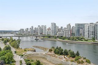 "Main Photo: 1102 181 ATHLETE'S Way in Vancouver: False Creek Condo for sale in ""CANADA HOUSE"" (Vancouver West)  : MLS®# R2414013"