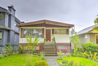 Main Photo: 4125 CAMBRIDGE Street in Burnaby: Vancouver Heights House for sale (Burnaby North)  : MLS®# R2414059