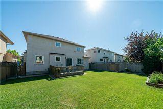Photo 44: 143 Huntingdale Road in Winnipeg: Linden Woods Residential for sale (1M)  : MLS®# 202014436