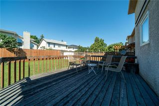 Photo 40: 143 Huntingdale Road in Winnipeg: Linden Woods Residential for sale (1M)  : MLS®# 202014436