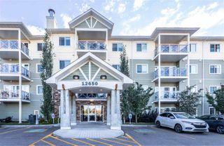 Main Photo: 105 12650 142 Avenue in Edmonton: Zone 27 Condo for sale : MLS®# E4214055