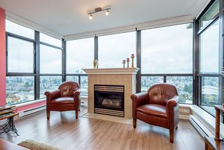 """Photo 4: 1804 615 HAMILTON Street in New Westminster: Uptown NW Condo for sale in """"Uptown"""" : MLS®# R2517600"""