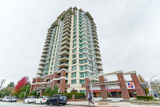 """Photo 2: 1804 615 HAMILTON Street in New Westminster: Uptown NW Condo for sale in """"Uptown"""" : MLS®# R2517600"""