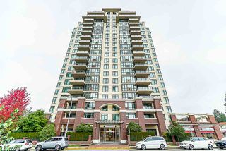 """Photo 1: 1804 615 HAMILTON Street in New Westminster: Uptown NW Condo for sale in """"Uptown"""" : MLS®# R2517600"""