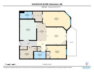 Photo 25: 410 8315 83 Street in Edmonton: Zone 18 Condo for sale : MLS®# E4224954
