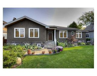 Photo 1: 1070 W KING EDWARD AV in Vancouver: House for sale : MLS®# V844807