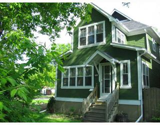 Photo 1: 656 FLEET Avenue in WINNIPEG: Fort Rouge / Crescentwood / Riverview Residential for sale (South Winnipeg)  : MLS®# 2810011