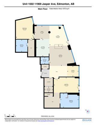 Photo 30: 1502 11969 JASPER Avenue in Edmonton: Zone 12 Condo for sale : MLS®# E4172760