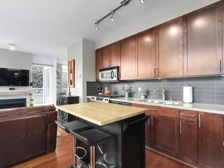 "Photo 3: 213 2055 YUKON Street in Vancouver: False Creek Condo for sale in ""MONTREAUX"" (Vancouver West)  : MLS®# R2406659"