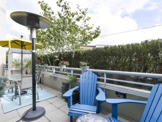 "Photo 14: 213 2055 YUKON Street in Vancouver: False Creek Condo for sale in ""MONTREAUX"" (Vancouver West)  : MLS®# R2406659"